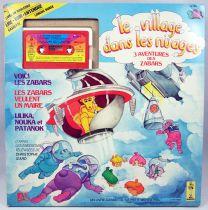 Le village dans les nuages - Cassette-book - 3 Zabar\'s Adventures - Le Petit Menestrel Ades 1982