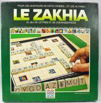 Le Zakhia - Jeu de Société - Ceji Interlude 1982