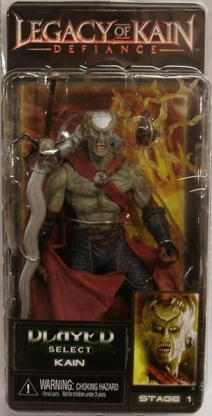 Legacy of Kain - Kain - NECA Player Select figure