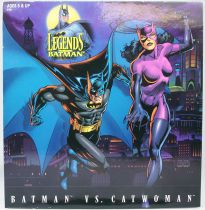 Legends of Batman - Batman & Catwoman 12\'\' figures - Kenner