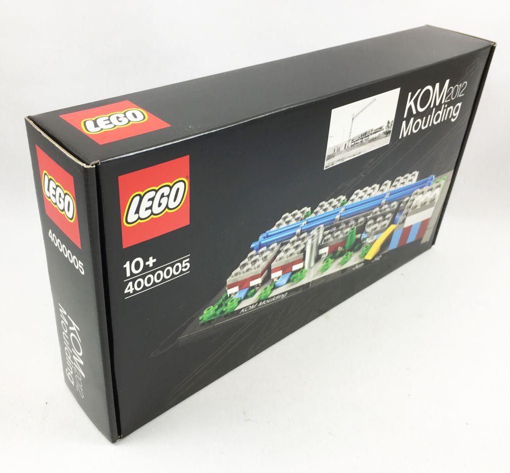 LEGO (Exclusives) Ref.4000005 - Kornmarken Factory 2012 (KOM Moulding)