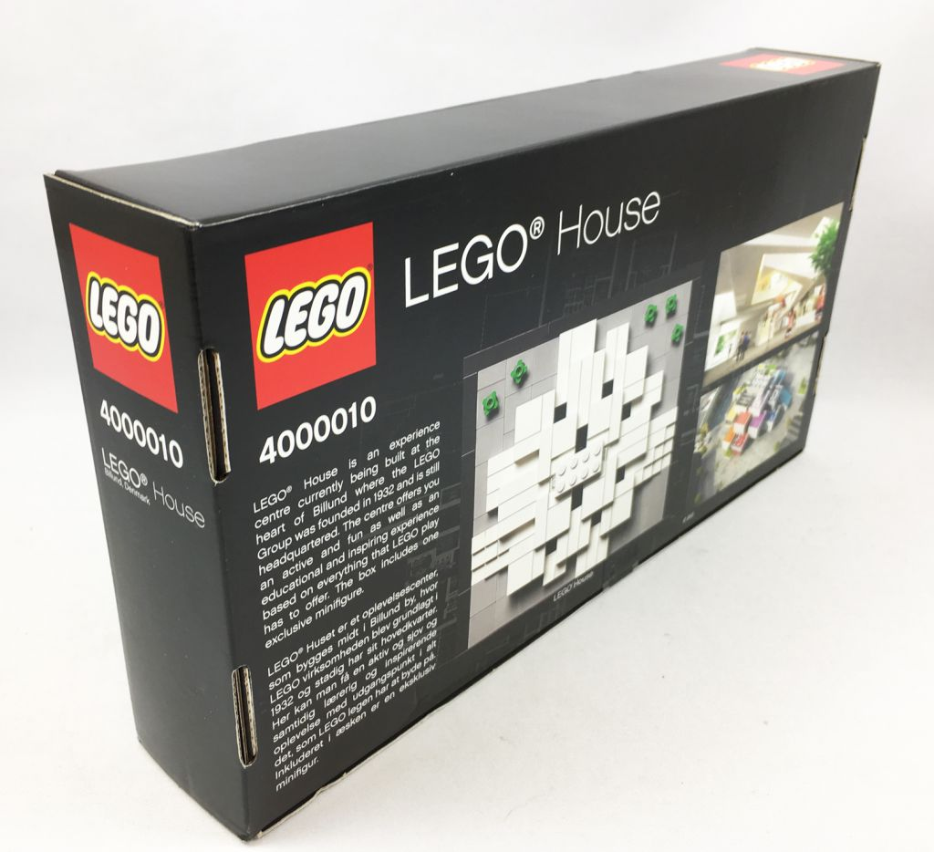LEGO (Exclusives) Ref.4000010 - LEGO House