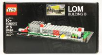 LEGO (Exclusives) Ref.4000015 - LOM Building B