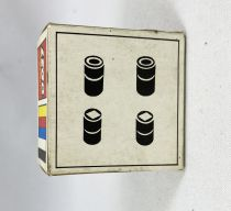 LEGO  Ref.705 - Motor Bushings
