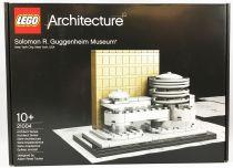 LEGO Architecture Ref.21004 - Solomon R. Guggenheim Museum