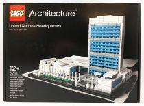 LEGO Architecture Ref.21018 - United Nations Headquarters