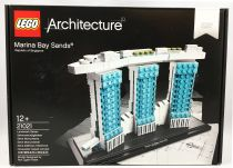 LEGO Architecture Ref.21021 - Marina Bay Sands