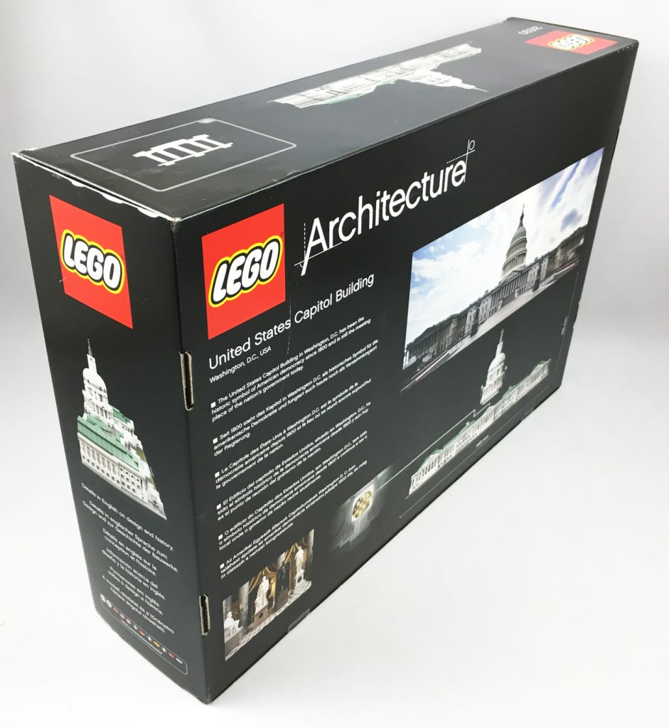 LEGO Architecture Ref.21030 - United States Capitol Building