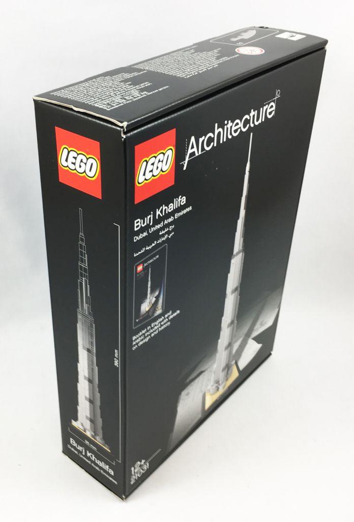 LEGO Architecture Ref.21031 - Burj Khalifa Dubai