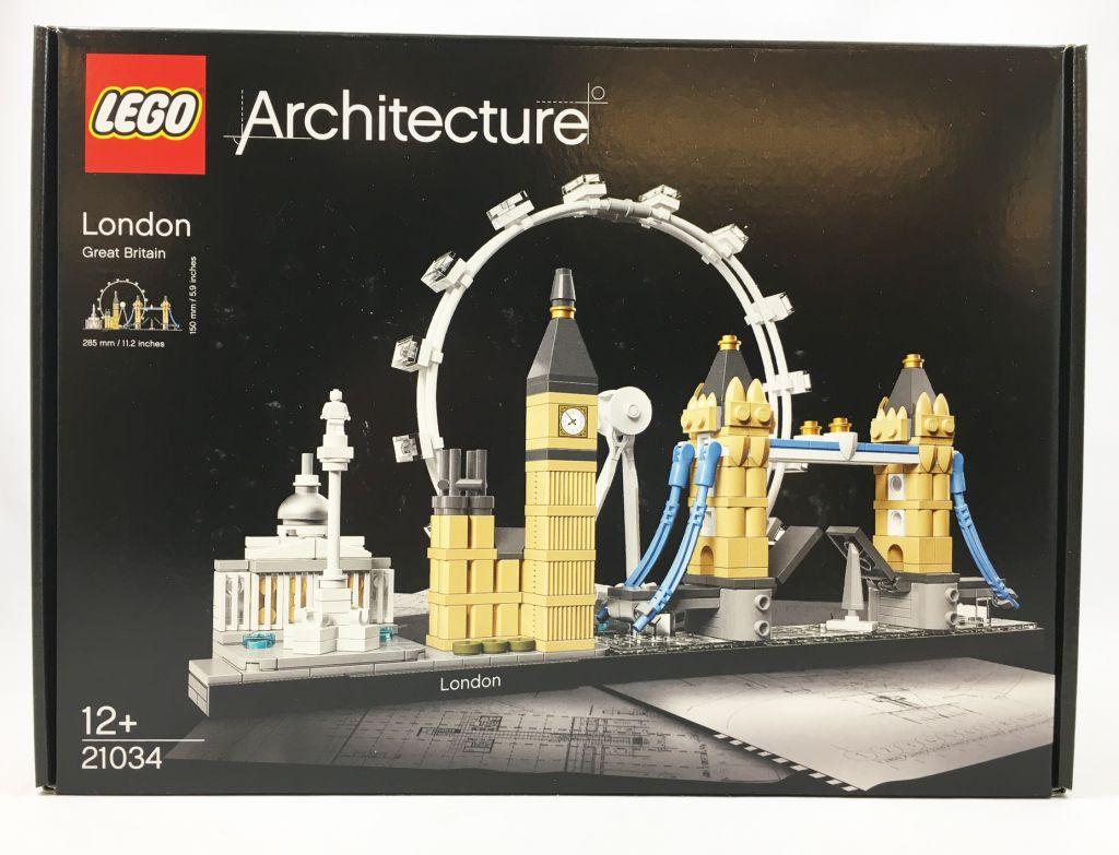 Lego Architecture Ref21034 London Excusif London Store