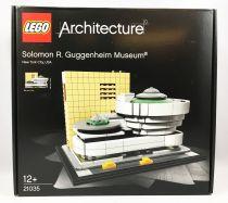 LEGO Architecture Ref.21035 - Solomon R. Guggenheim Museum