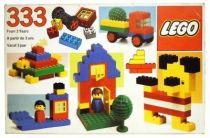 Lego Ref.333 - Basic Set