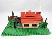 LEGO Ref.346 - Maison avec Voiture