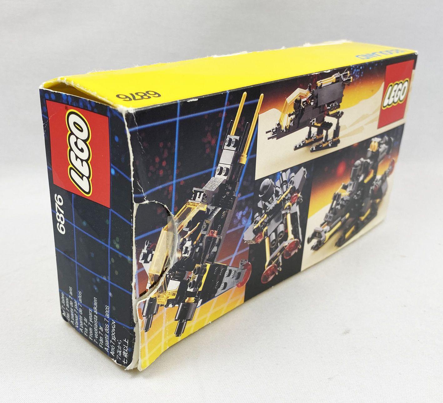 LEGO Ref.6876 - LEGOLAND Alienator (Space-Rider)