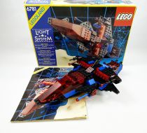 LEGO Ref.6876 - LEGOLAND Space Police Stricker (Light System)