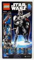 LEGO Star Wars Ref.75118 - Captain Phasma (Buildable Figures)