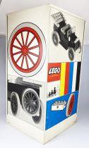 LEGO System - Vintage POS Store Advertising (Antic Car) 1967-1970 Ref.3194/98