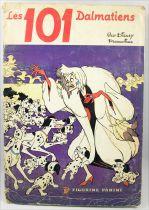 Les 101 Dalmatiens - Album collecteur de vignettes Panini 1980