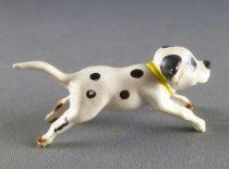 Les 101 dalmatiens - Figurine Jim - Chiot courant (collier jaune)