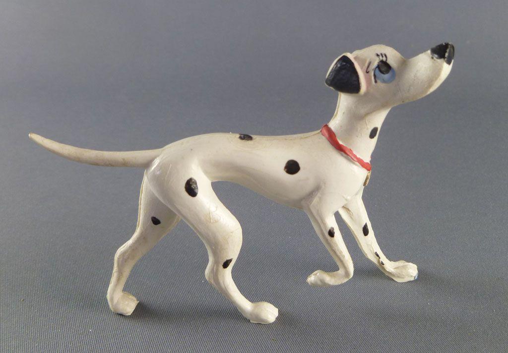 Les 101 dalmatiens - Figurine Jim - Pongo debout (collier rouge)