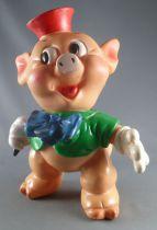 Les 3 petits cochons - Pouet Ledra 25cm - Nif-Nif
