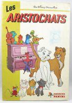 Les Aristochats - Album Collecteur de vignettes Panini