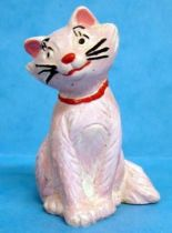 Les Aristochats - Figurine PVC Bully - Duchesse (rose)