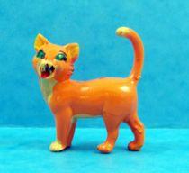 Les Aristochats - Figurine PVC Heimo - Thomas O\'Malley