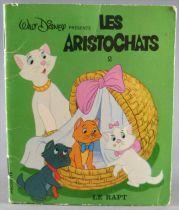 Les Aristochats - Mini-Album Hachette 1972 - N°2 Le Rapt