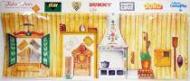 Les aventures de David le Gnome - Figurine PVC - Maison de David le Gnome Promotionnelle (Super Kabouterhuis) à assembler