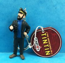 Les Aventures de Tintin - Porte-clés Plastoy - Capitain Haddock