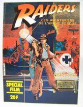 Les Aventuriers de l\'Arche Perdue (Raiders of the Lost Ark) - Editions DPE (Marvel Comics) 1981 01