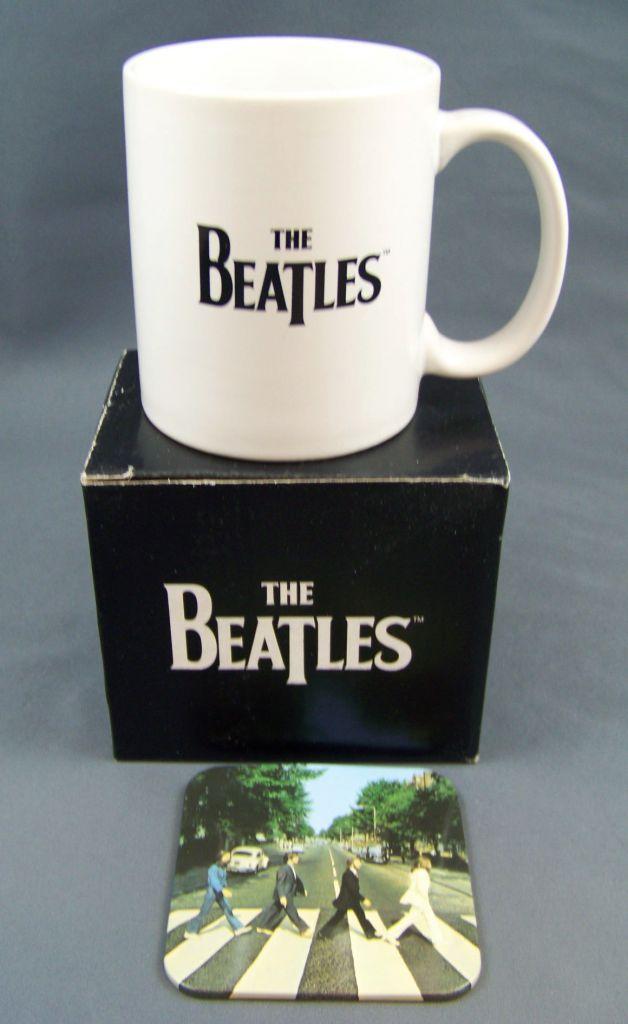 Les Beatles - Mug Céramique & Sous-Verre - Magical Mystery Tour 02