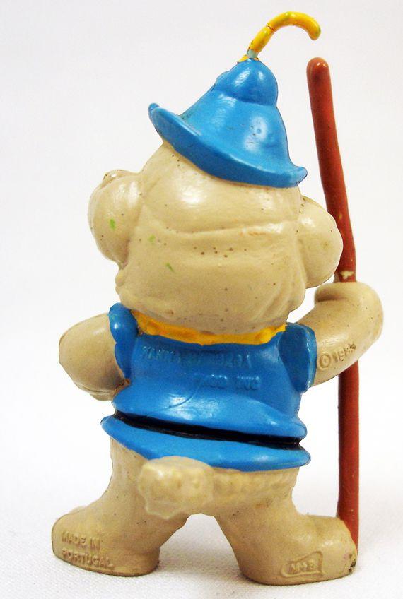 Les Biskitts - Figurine PVC Maia & Borges - Bump