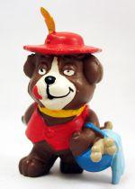Les Biskitts - Figurine PVC Maia & Borges - Mooch