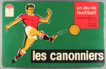 Les Canonniers - Football Board Game - Editions Dujardin 1965