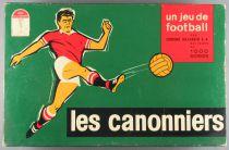 Les Canonniers - Jeu de Football - Editions Dujardin 1965