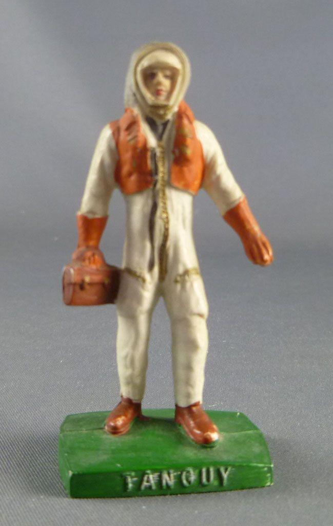 Les Chevaliers du Ciel - Michel Tanguy figurine Jim