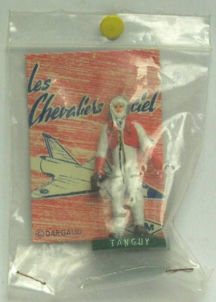 Les Chevaliers du Ciel - Michel Tanguy Jim figure Mint in original baggie