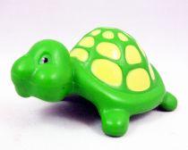 """Les Chouchous de Charlotte aux Fraises - Tea Time Turtle \""""walking\"""" / Tortue Tartine \""""marchant\"""" (loose)"""