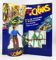 Les Craks - Céji Arbois - Figurine 10cm - Cowboy
