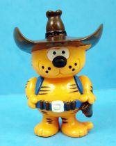 Les Entrechats - Bandai - Figurine pvc Isidore Cow-Boy