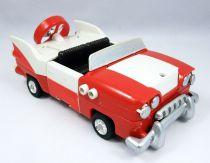 Les Entrechats - Bandai - La voiture-caravane de Riff-Raff (loose)