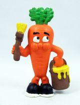 Les Fruittis - Figurine PVC Maia Borges - Carotte