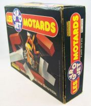 Les Gyro Jets Motards - Meccano - La Moto et le Mur 03
