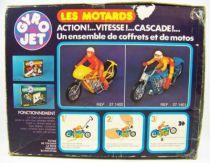 Les Gyro Jets Motards - Meccano - La Moto et le Mur 04