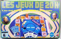 Les Jeux de 20 Heures - Jeu de Plateau - Orli Jouet 1984