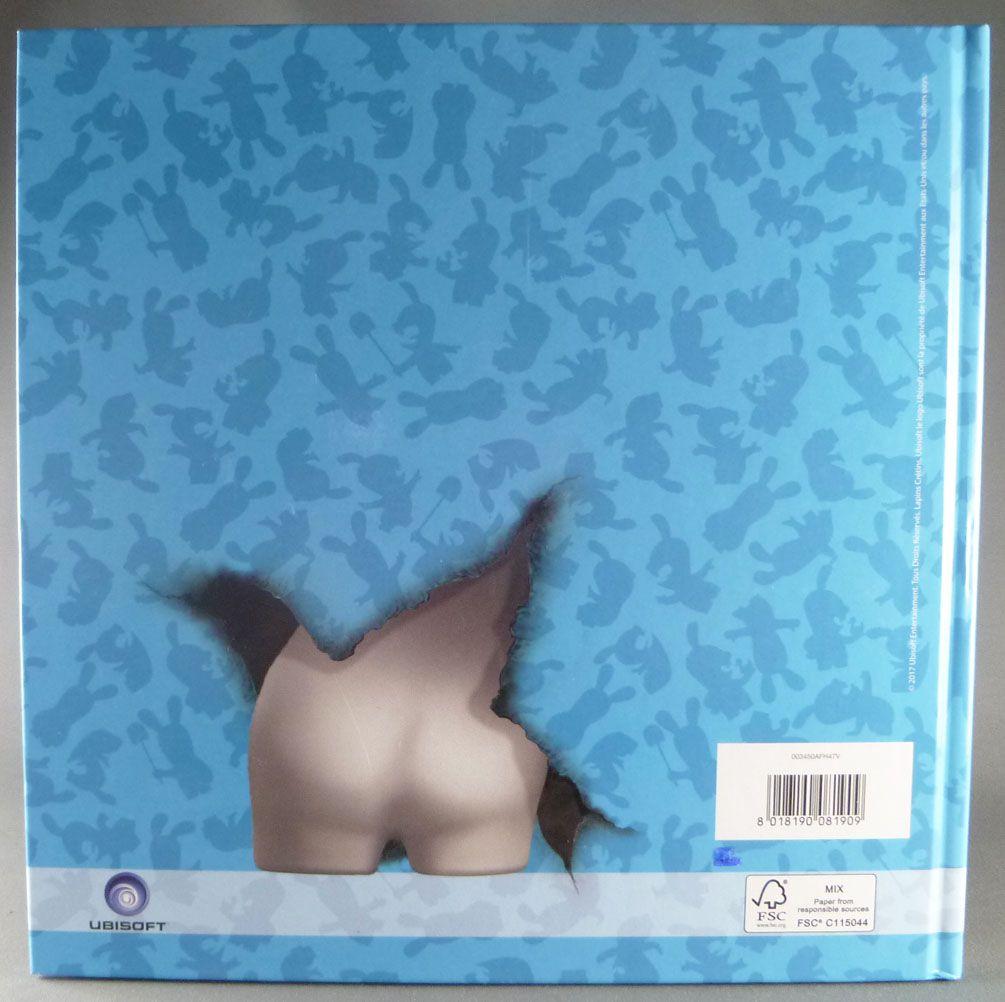 Detalles De Les Lapins Crétins Album Collecteur De Vignettes Panini Carrefour