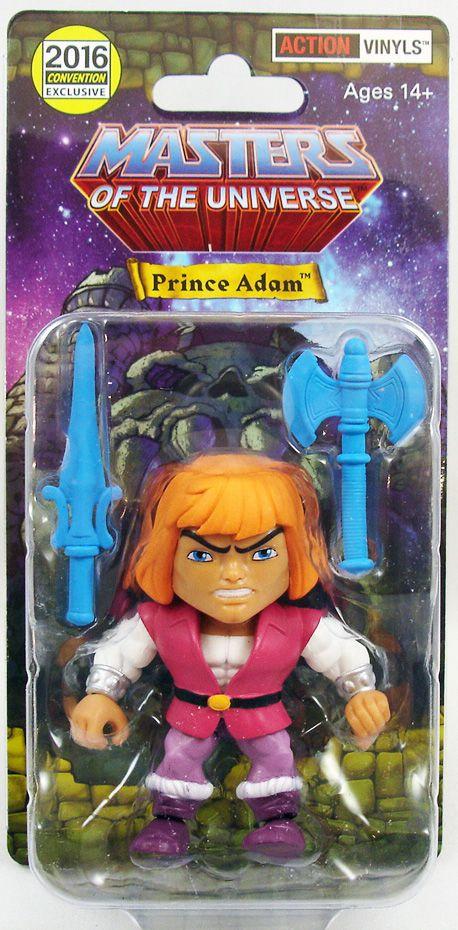 Les Maitres de l\'Univers - Action-Vinyl - Prince Adam - The Loyal Subjects