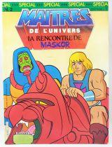 Les Maitres de l\'Univers - BD - Eurédif - Special n°2 : La rencontre de Maskor